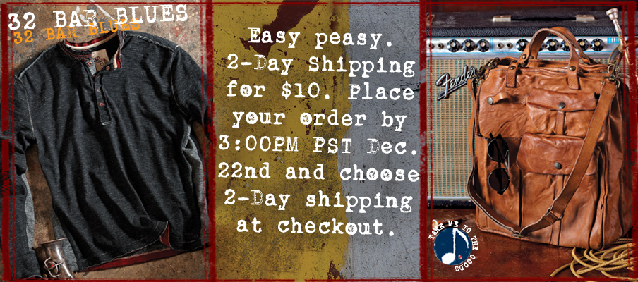 2-DAY SHIPPING FOR ONLY $10, GOOD UNTIL DEC 22ND AT 3:00PM PST