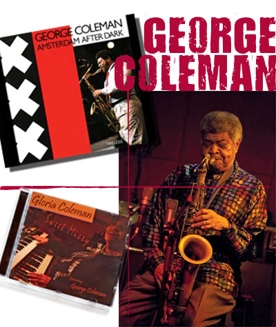 George Coleman  Amsterdam After Dark - CD