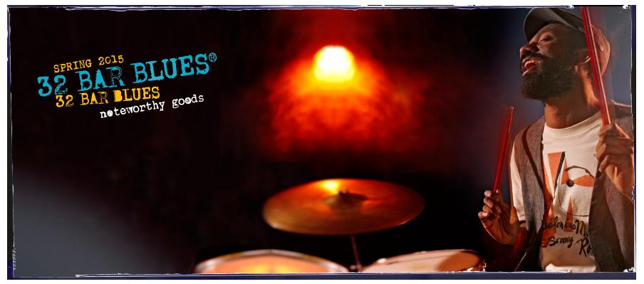 32 Bar Blues Noteworthy Goods