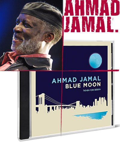 Ahmad Jamal Blue Moon CD