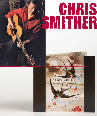 Chris Smither - Hundred Dollar Valentine - CD