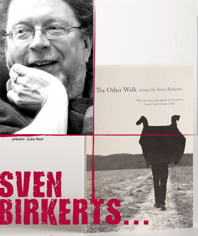Sven Birkerts - The Other Walk Essays