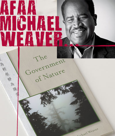 Afaa Michael Weaver - The Government of Nature - Poetry