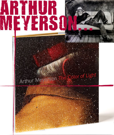 Arthur Meyerson - The Color of Light  - Book