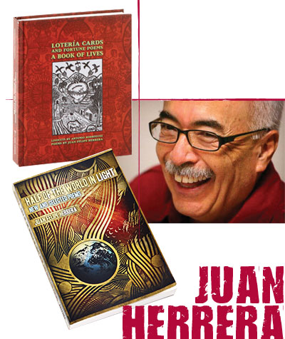 Juan Felipe Herrera - Half Of The World In Light