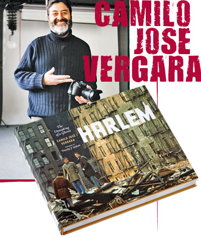 Camilo Jose Vergara - Harlem: The Unmaking of the Ghetto - Hardcover