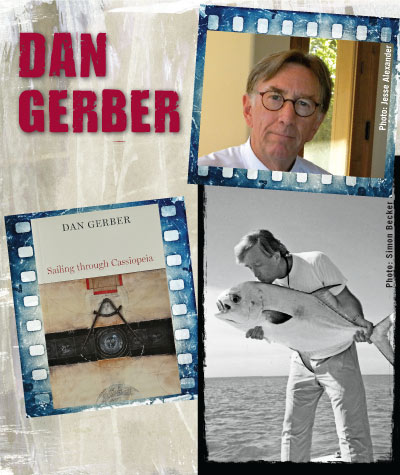 Dan Gerber - Sailing Through Cassiopeia