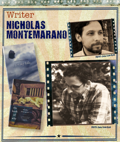 Nick Montemarano - The Book Of Why