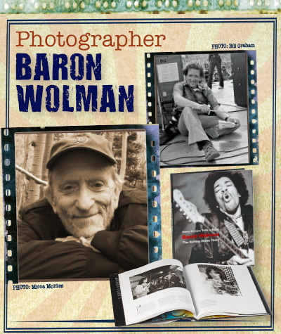 Baron Wolman - The Rolling Stone Years
