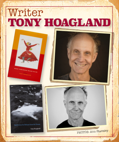 Tony Hoagland - Application For Release From The Dream