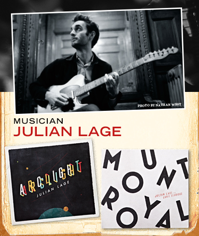 Julian Lage - Mount Royal