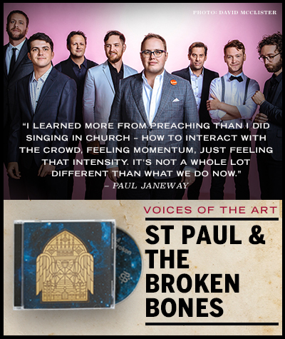 St. Paul & The Broken Bones - Sea Of Noise