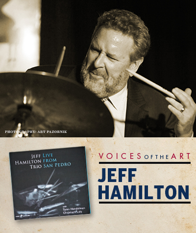 Jeff Hamilton Trio - Live From San Pedro